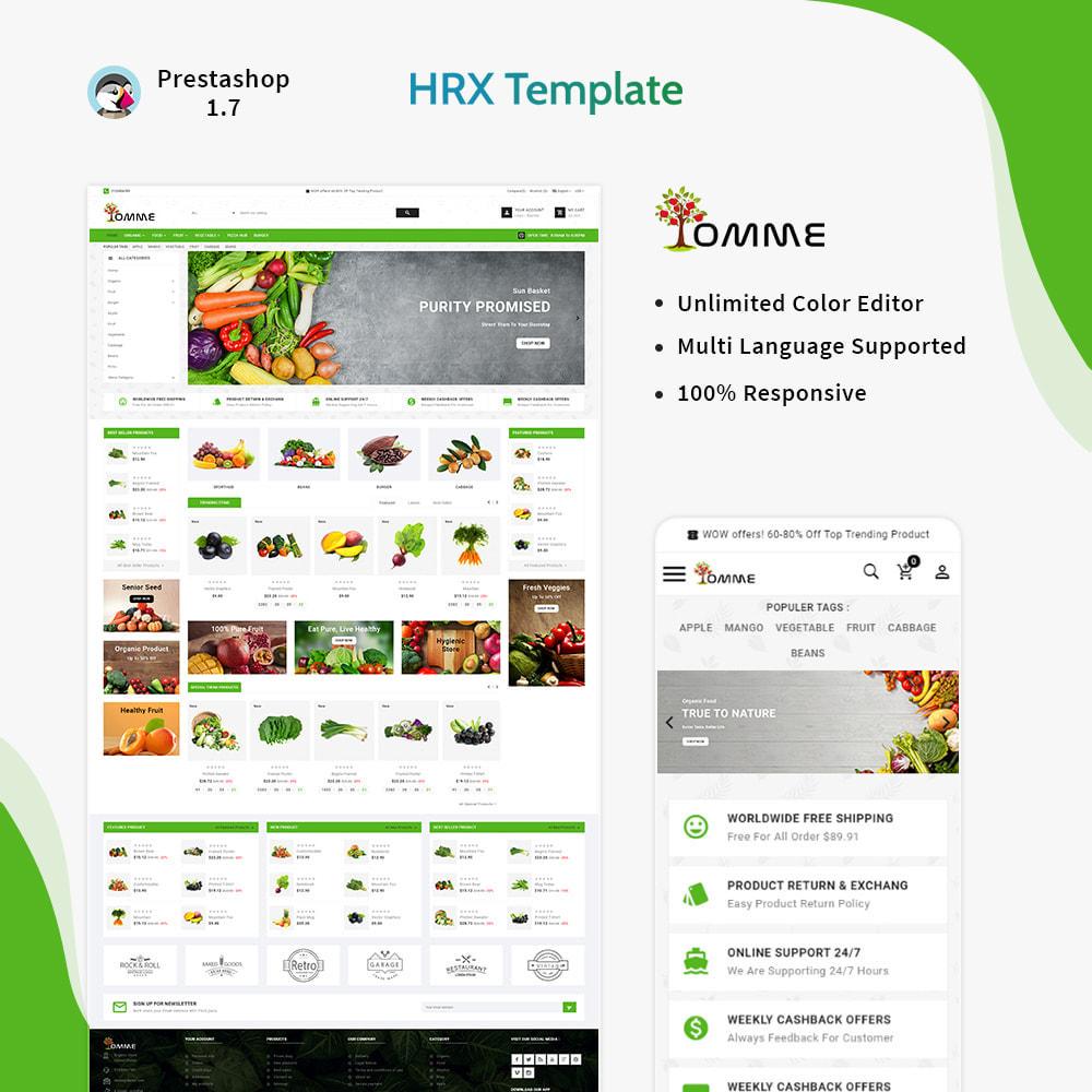 theme - Здоровье и красота - Indian Organic – Organic Super Store - 1