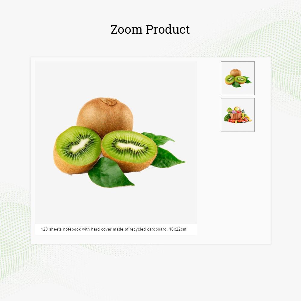 theme - Здоровье и красота - Indian Organic – Organic Super Store - 6