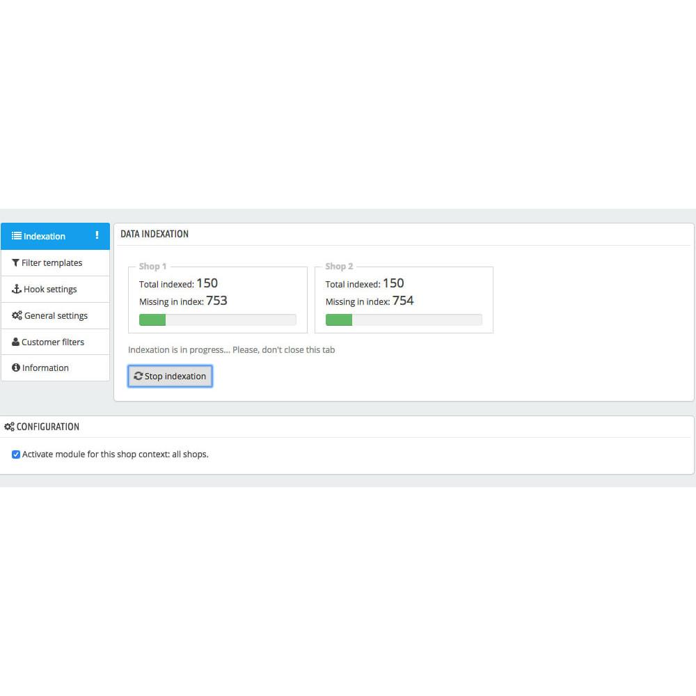 module - Wyszukiwanie & Filtry - Amazzing filter - 2