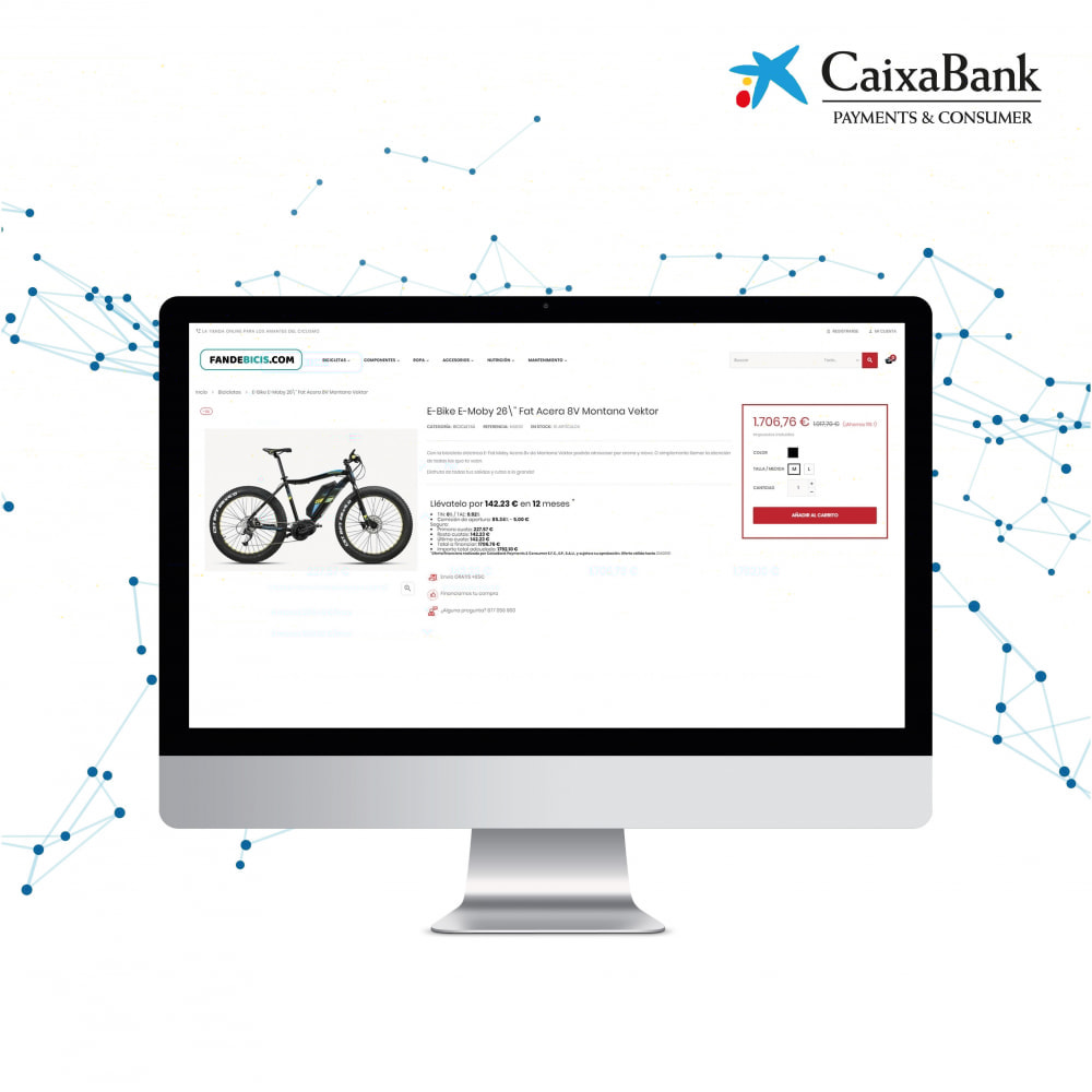 module - Otros métodos de pago - Financiación online CaixaBank Payments & Consumer - 1