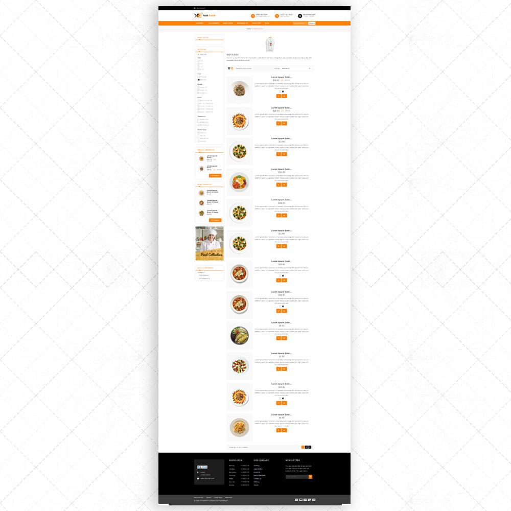 theme - Food & Restaurant - Fast Food - 6