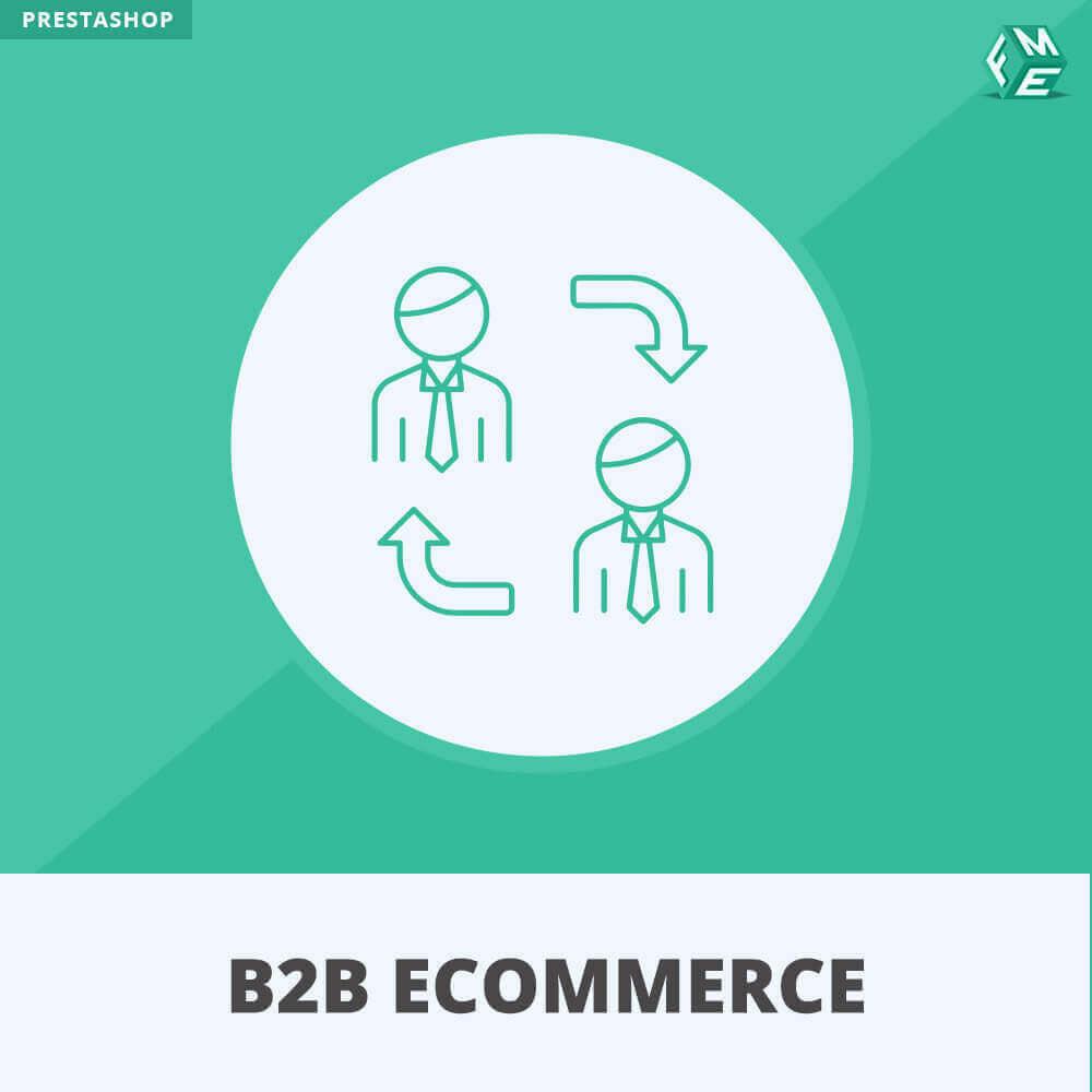 module - B2B - B2B E-Commerce - 1
