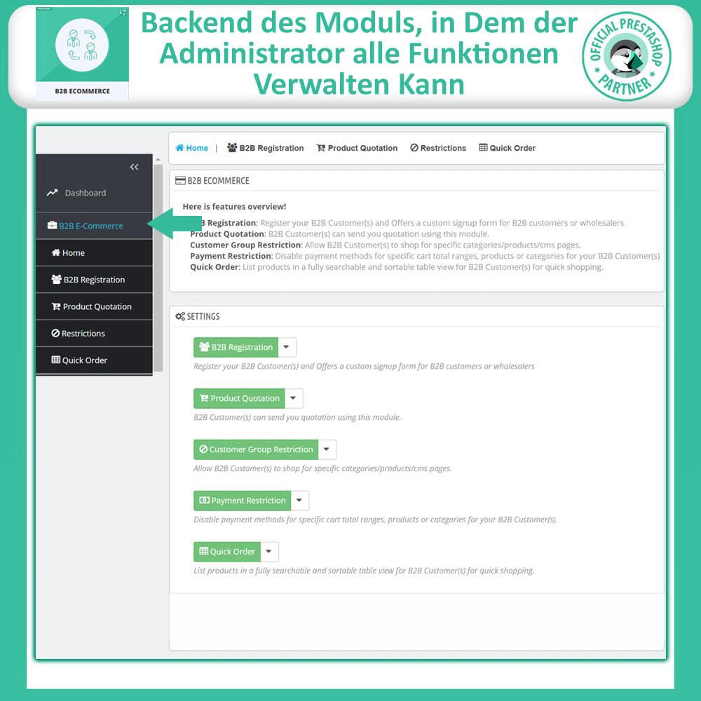 module - B2B - B2B E-Commerce - 2