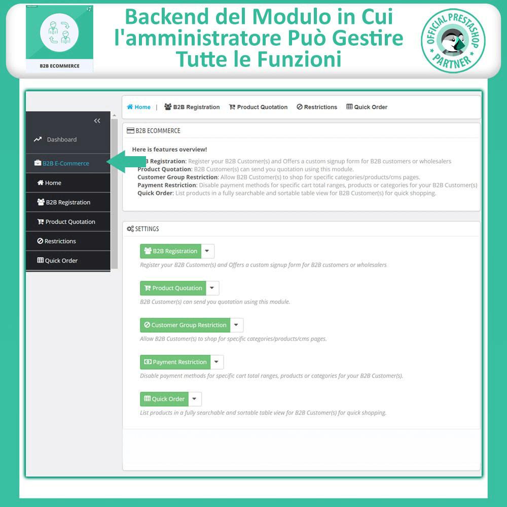module - B2B - E-commerce B2B - 2