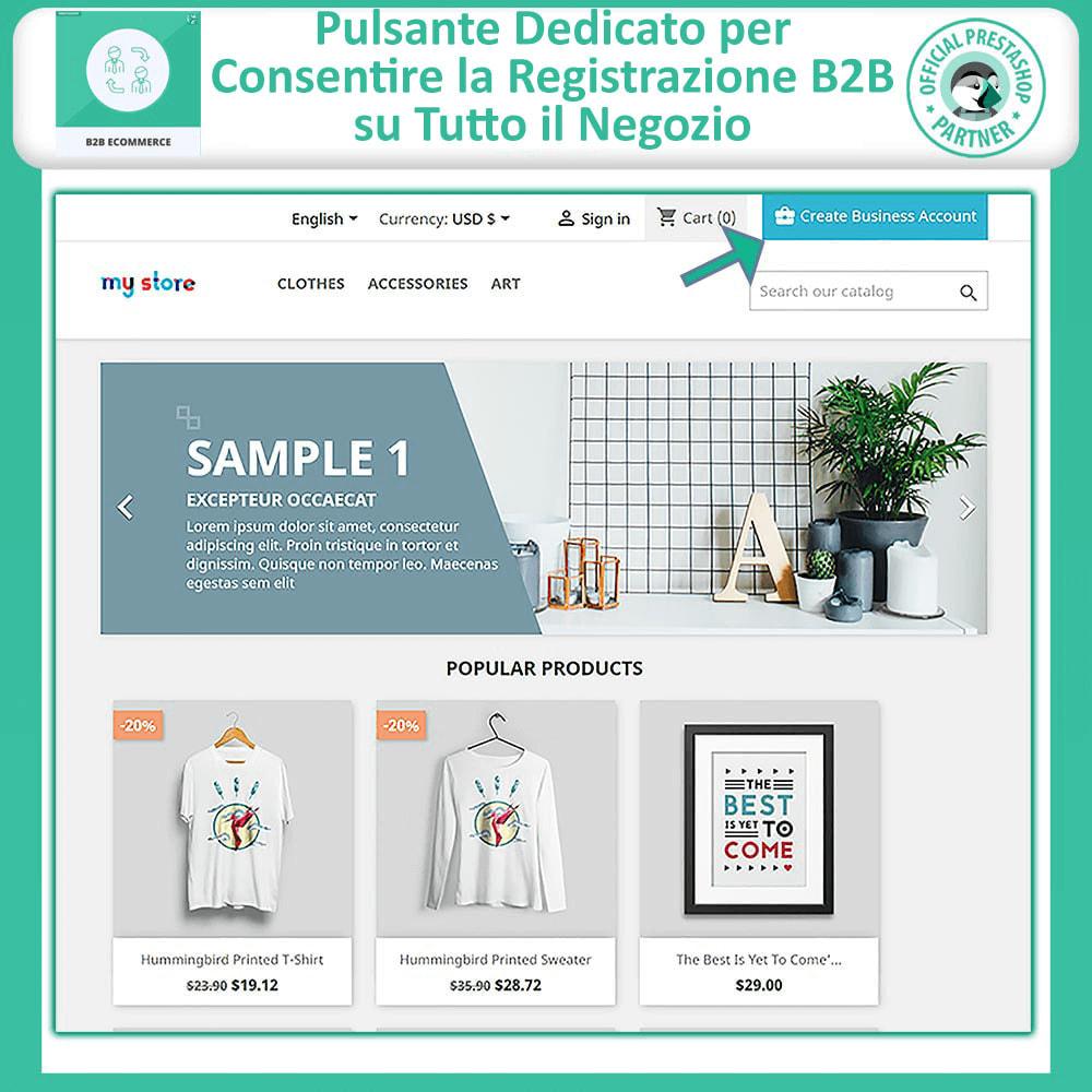 module - B2B - E-commerce B2B - 4