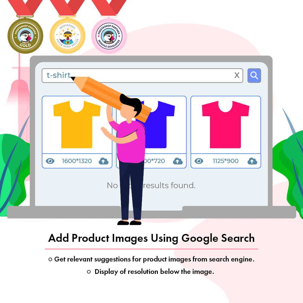 module - Wyszukiwanie & Filtry - Add Product Images Using Google Search - 2