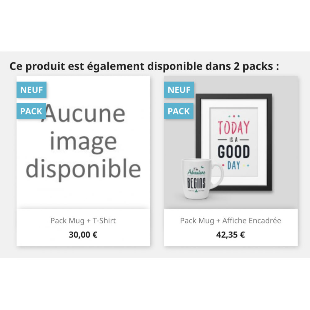 module - Cross-selling & Product Bundles - Show Packs on Product Pages - 1