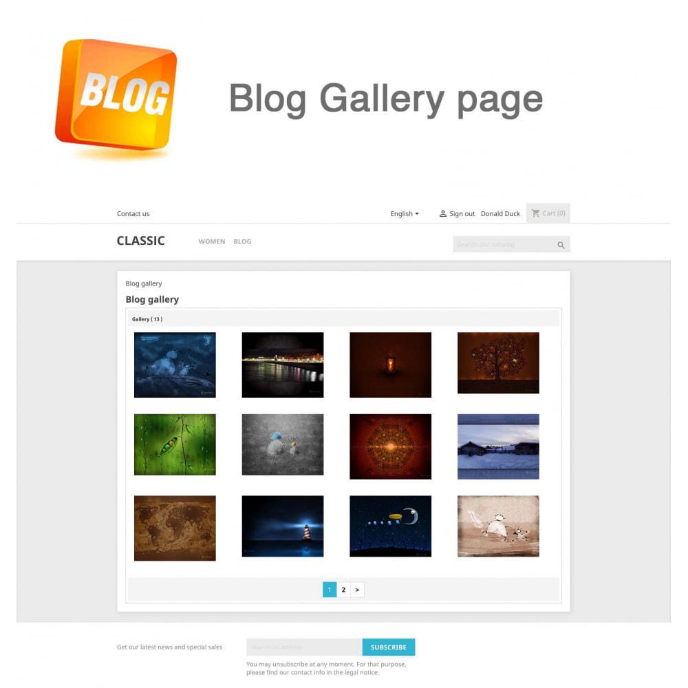 module - Blog, Forum & Actualités - Blog PRO + Programme de fidélité - 23