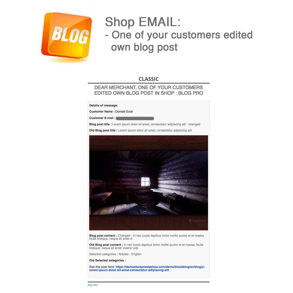 module - Blog, Forum & Actualités - Blog PRO + Programme de fidélité - 70