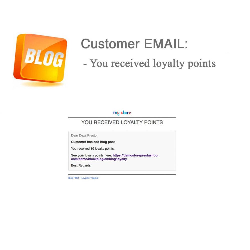 module - Blog, Forum & Actualités - Blog PRO + Programme de fidélité - 73