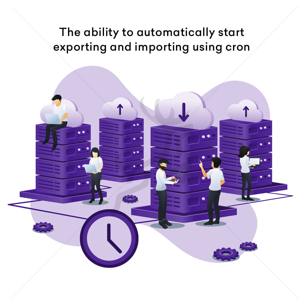 module - Data Import & Export - Advanced Export Products Orders Cron CSV Excel - 7