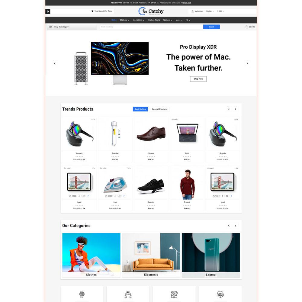 theme - Elektronik & High Tech - Catchy Electronic Store - 2