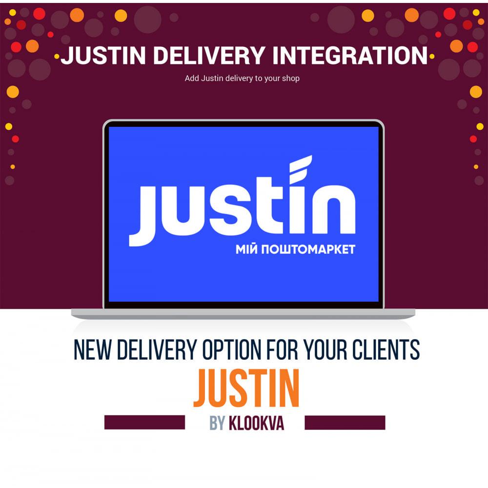 module - Leverdatum - Justin delivery integration - 1