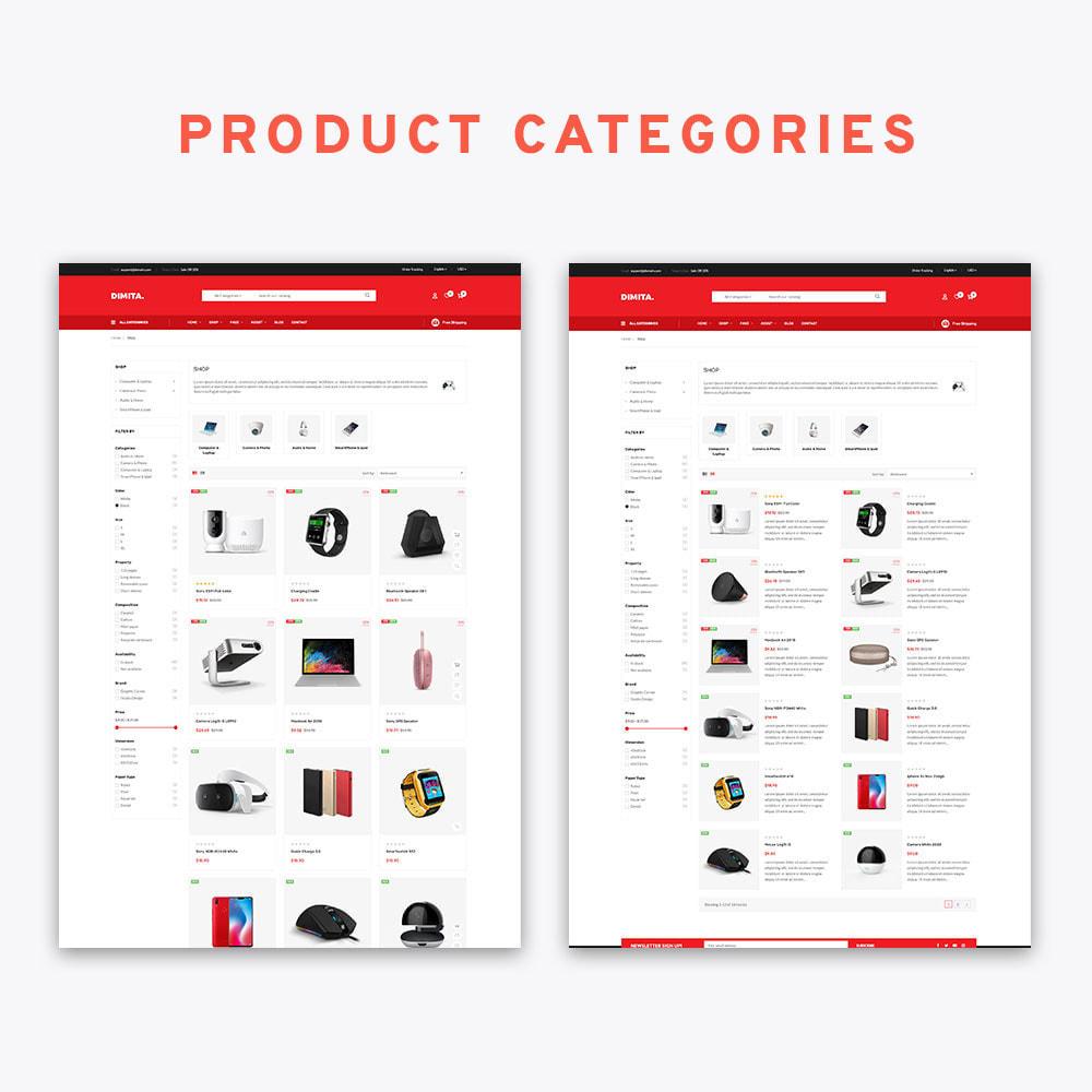 theme - Elektronika & High Tech - Dimita - Electronics Ecommerce Store - 4