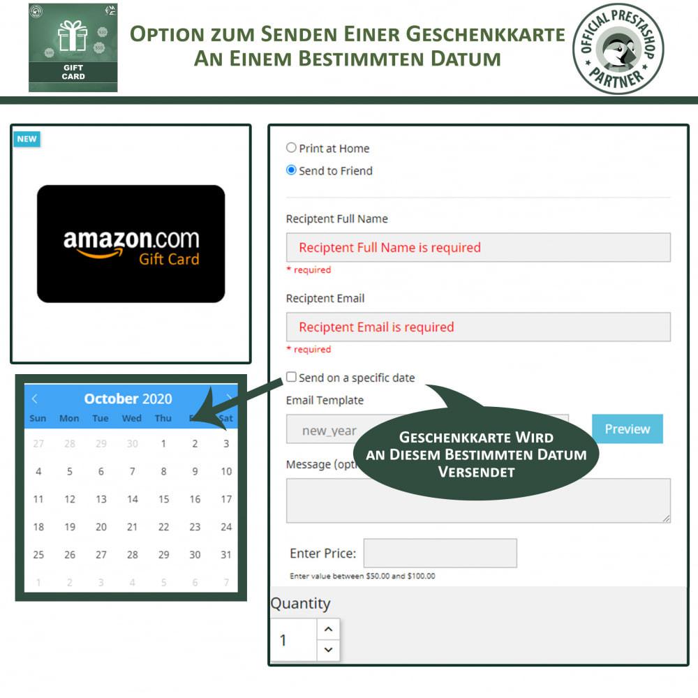 module - Wunschzettel & Geschenkkarte - Geschenk-Karten - 4