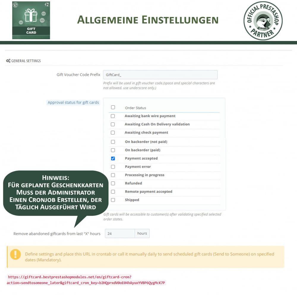 module - Wunschzettel & Geschenkkarte - Geschenk-Karten - 17
