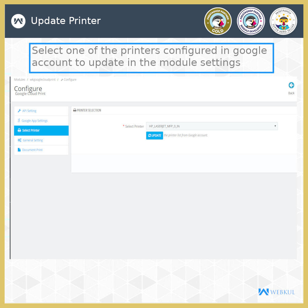 module - Przygotowanie & Wysyłka - Google Cloud Print - 7