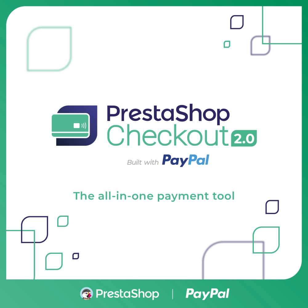 module - Payment by Card or Wallet - PrestaShop Checkout 2.0 built with PayPal - 10