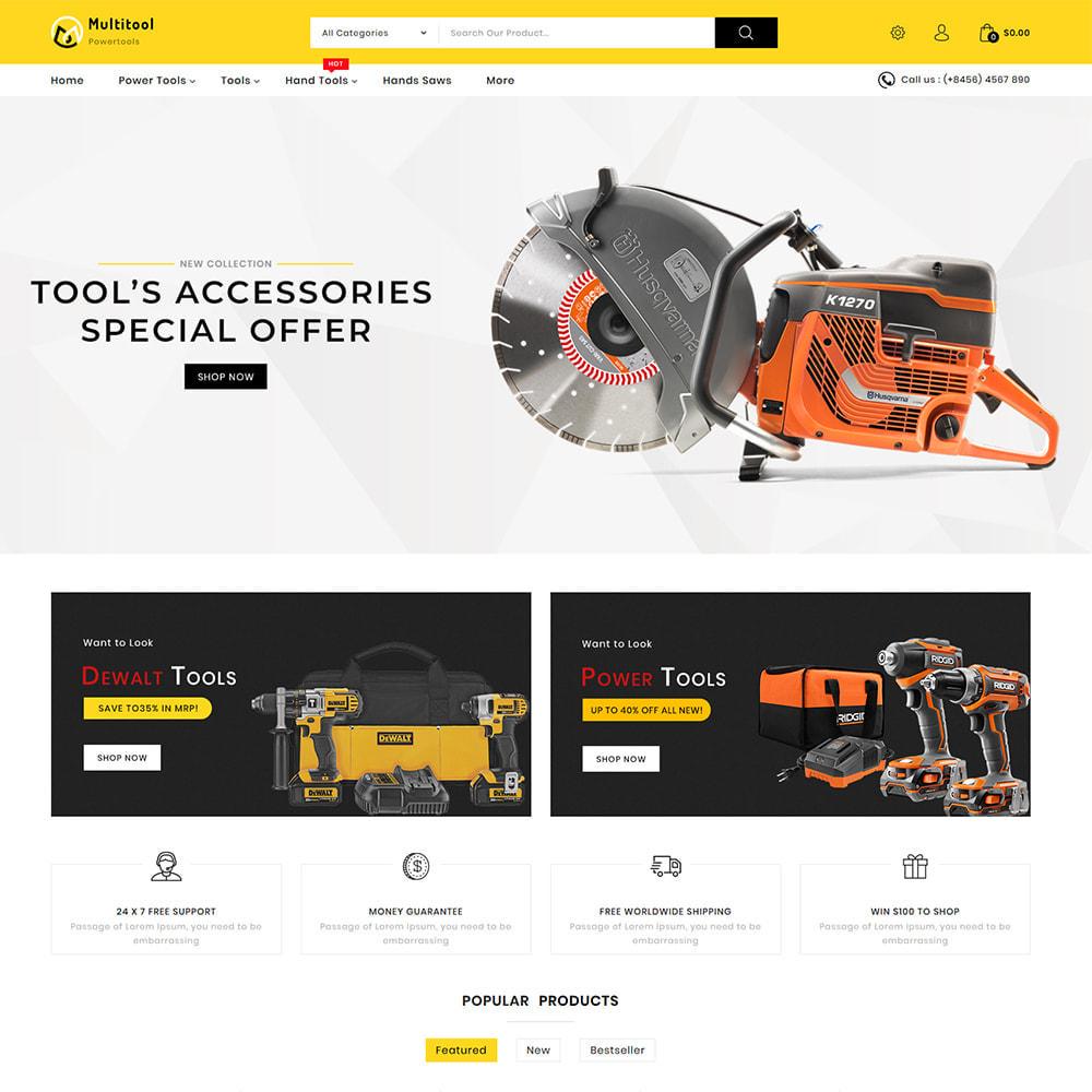 theme - Auto & Moto - Multitool - The Powertool Store - 2