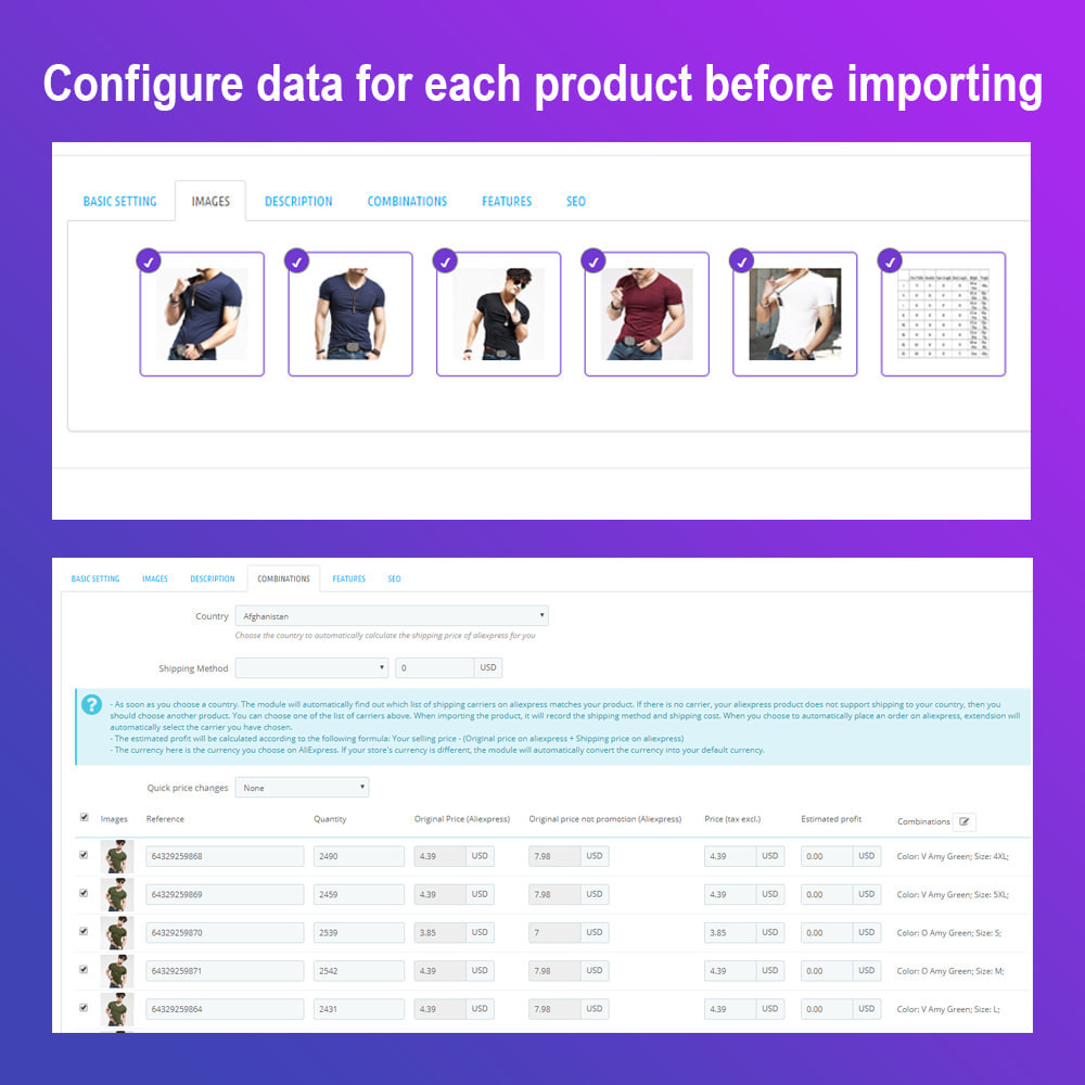 module - Dropshipping - Aliexpress Dropshipping PRO - Autosync - 5