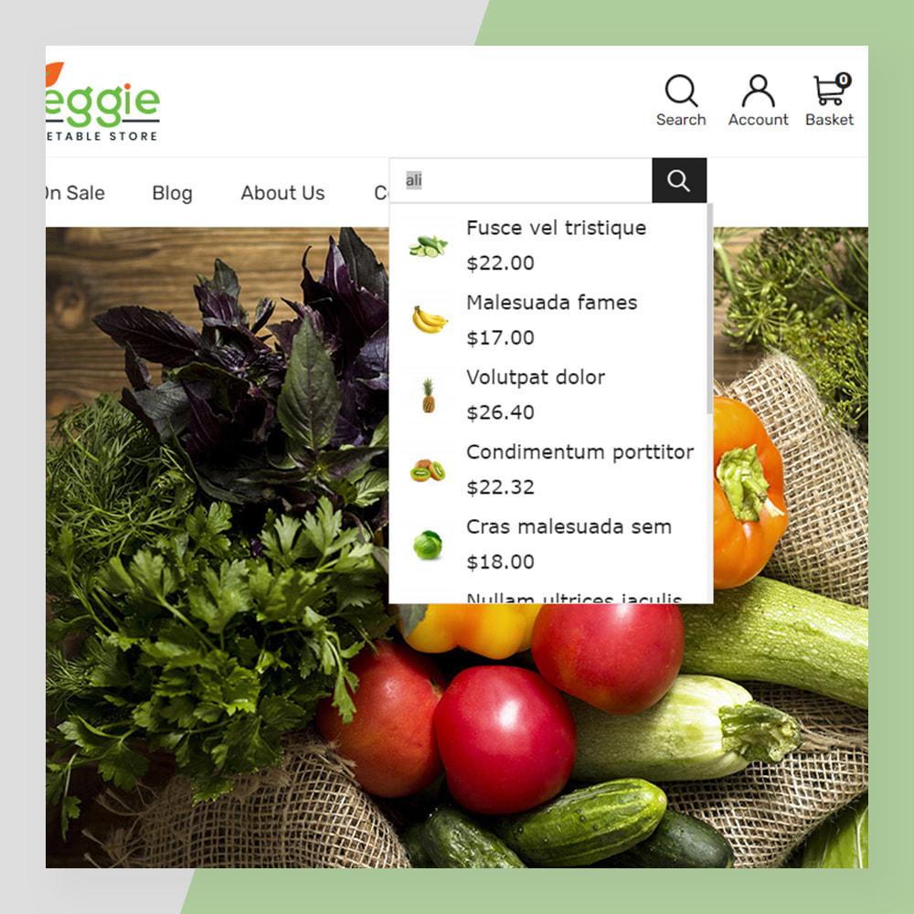 theme - Żywność & Restauracje - Veggie - fresh Organic Food Store - 3