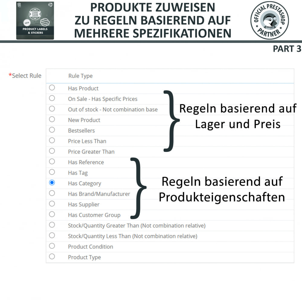module - Badges & Logos - Produktaufkleber und Aufkleber - 15