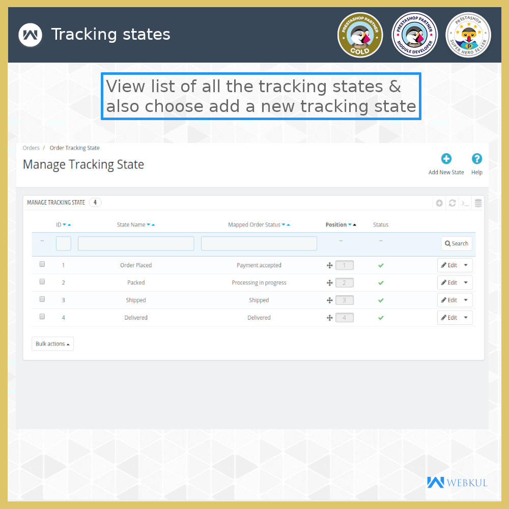 module - Delivery Tracking - Order Tracking - 6