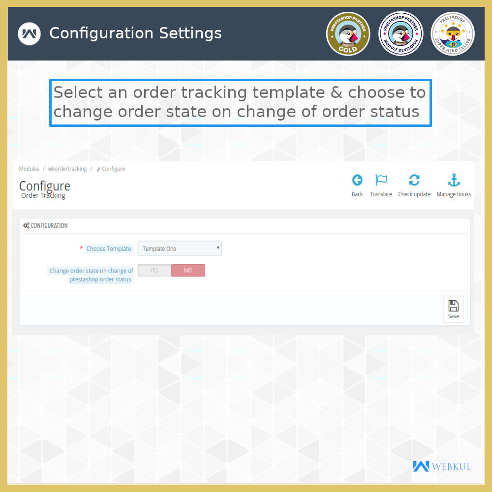 module - Delivery Tracking - Order Tracking - 10