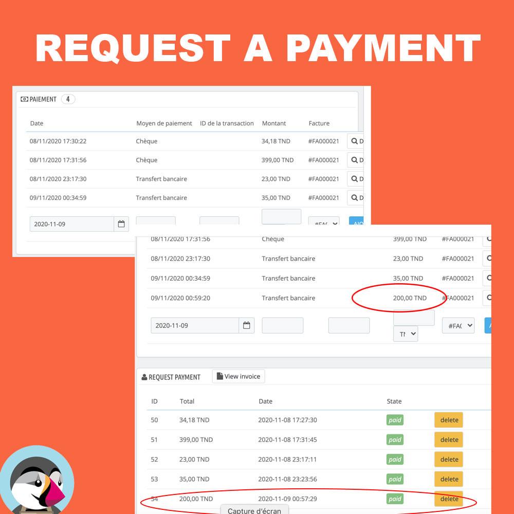 module - Inne środki płatności - Request a payment - 3