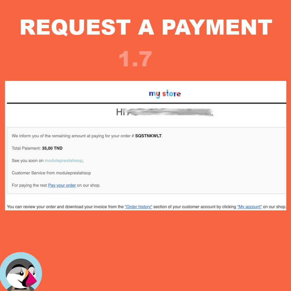 module - Inne środki płatności - Request a payment - 5