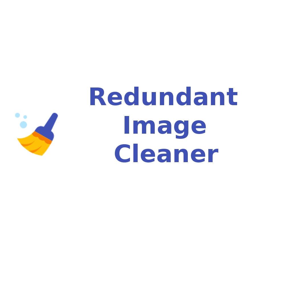 module - Performance - Redundant Image Cleaner - 1
