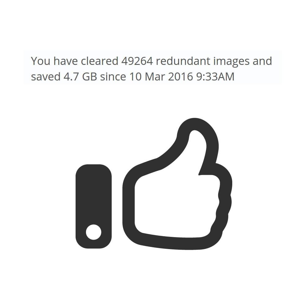 module - Повышения эффективности сайта - Redundant Image Cleaner - 2