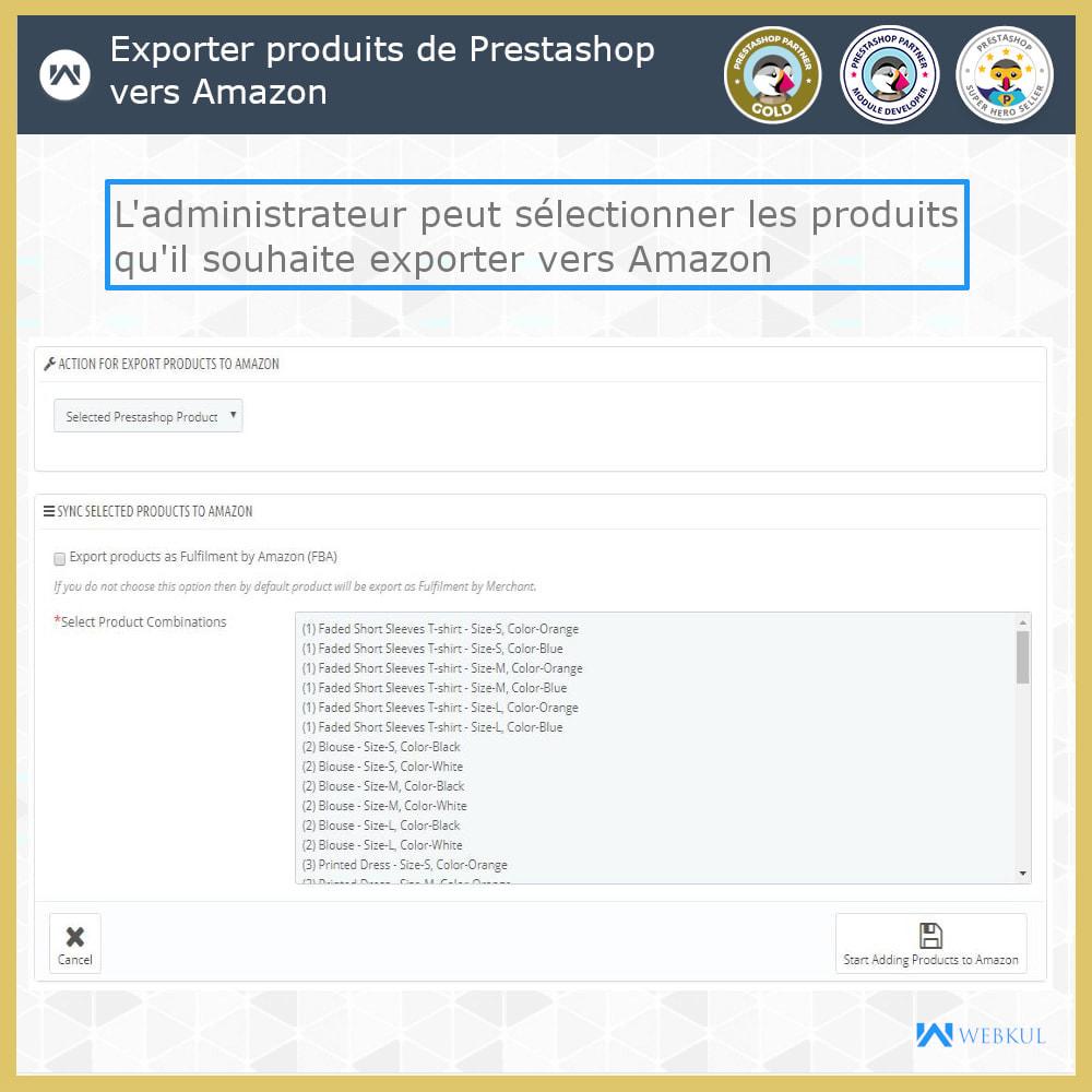 module - Marketplaces - Connecteur Amazon - 6