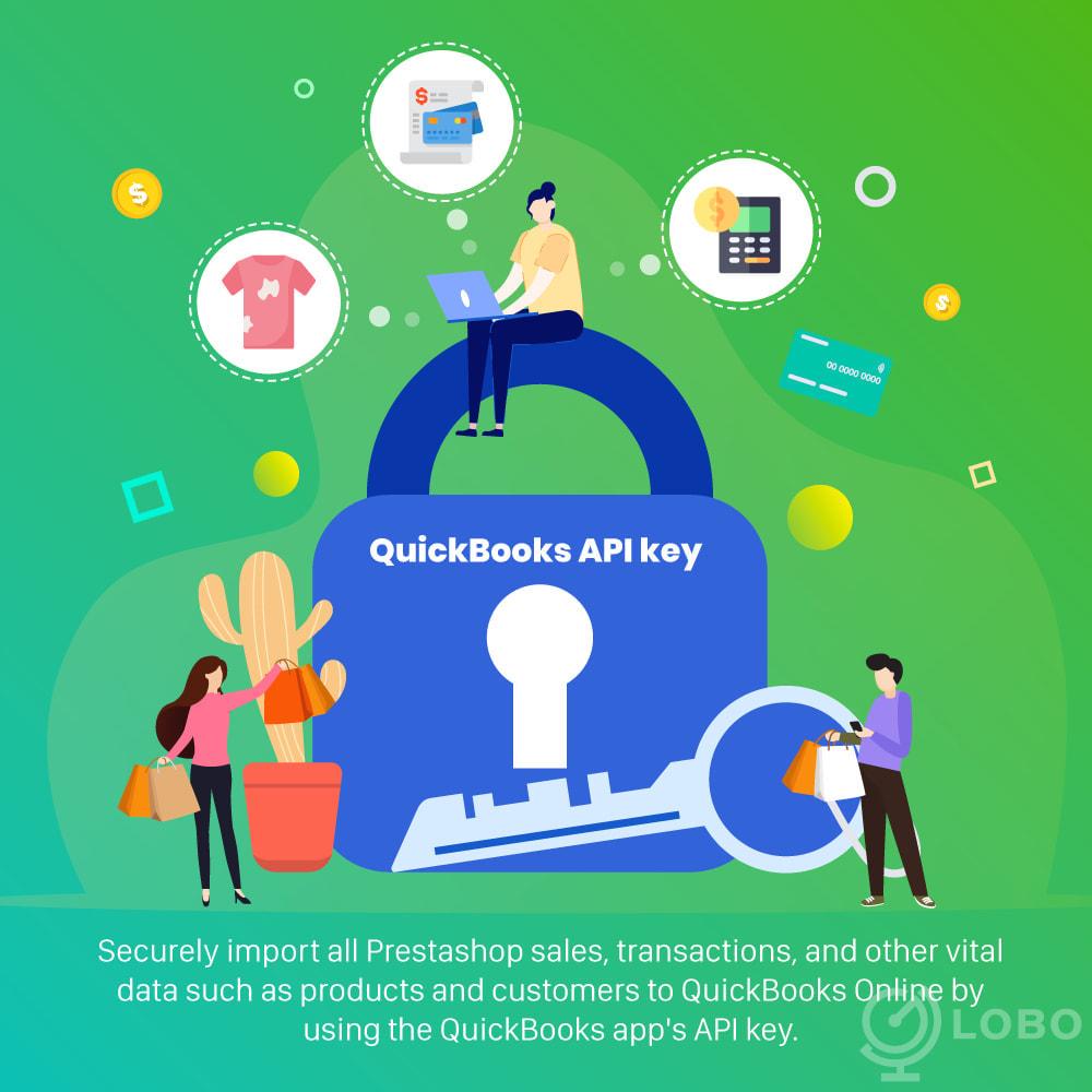 module - Integración con CRM, ERP... - QuickBooks Connector PRO - Quickbooks Online Connector - 1