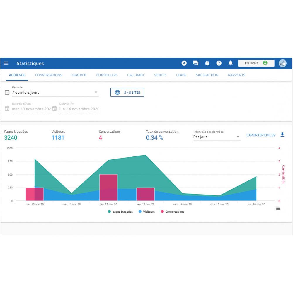 module - Wsparcie & Czat online - Target First - 1