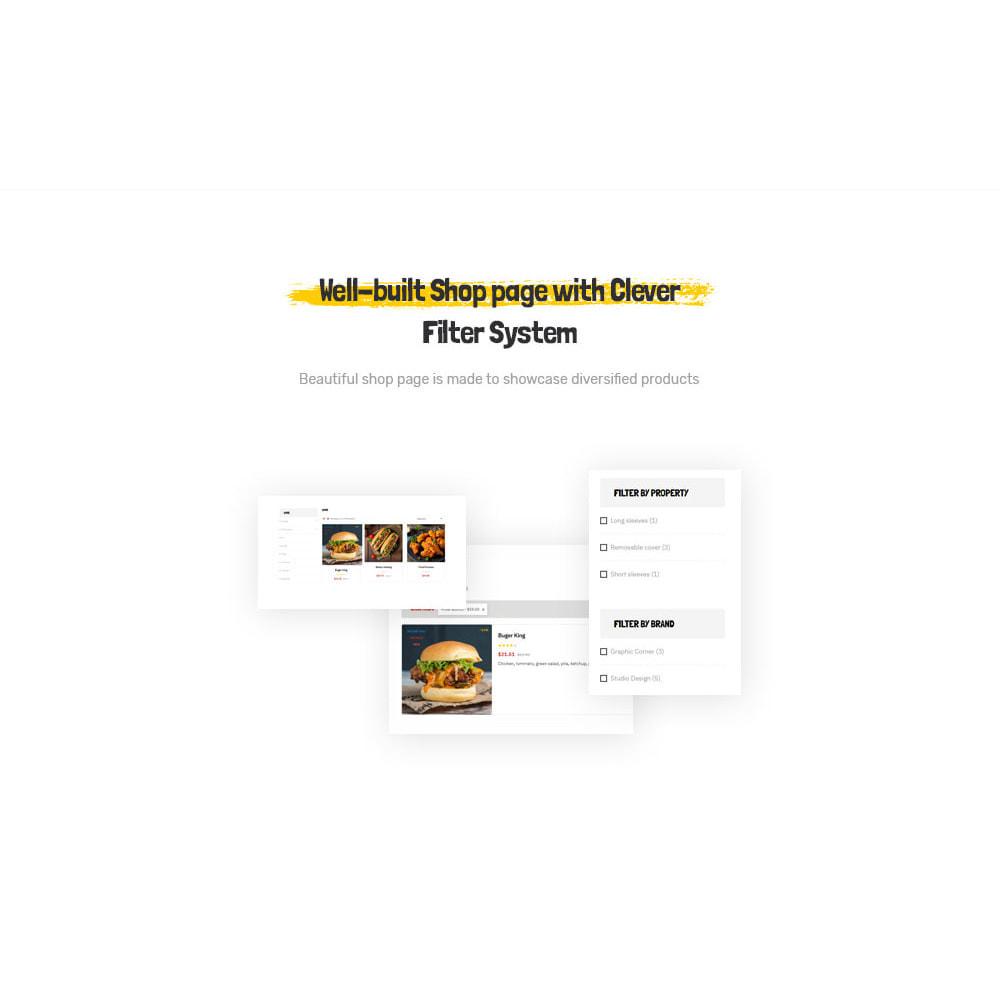 theme - Lebensmittel & Restaurants - Leo Foodo - Fastfood & Restaurant - 10