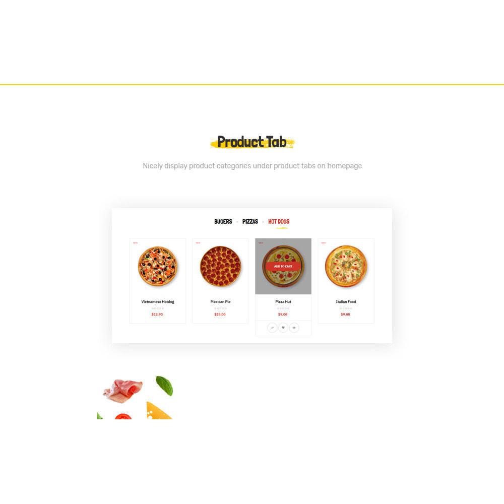 theme - Lebensmittel & Restaurants - Leo Foodo - Fastfood & Restaurant - 12