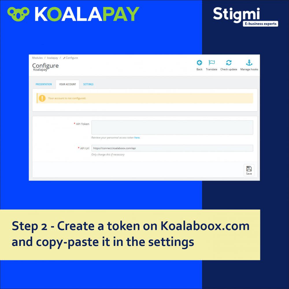 module - Betaling per Factuur - KoalaPay – 30-day B2B payment & invoice factoring - 4