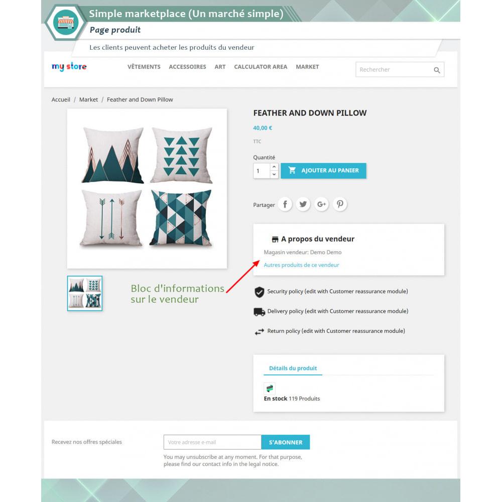 module - Création de Marketplace - Simple Marketplace (Un marché simple) - 8
