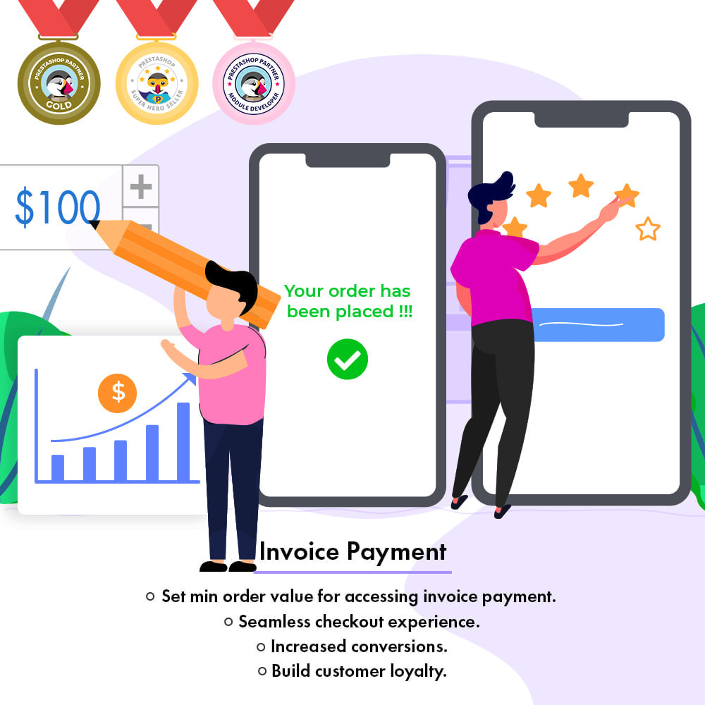 module - Betaling per Factuur - Pay With Invoice - 3
