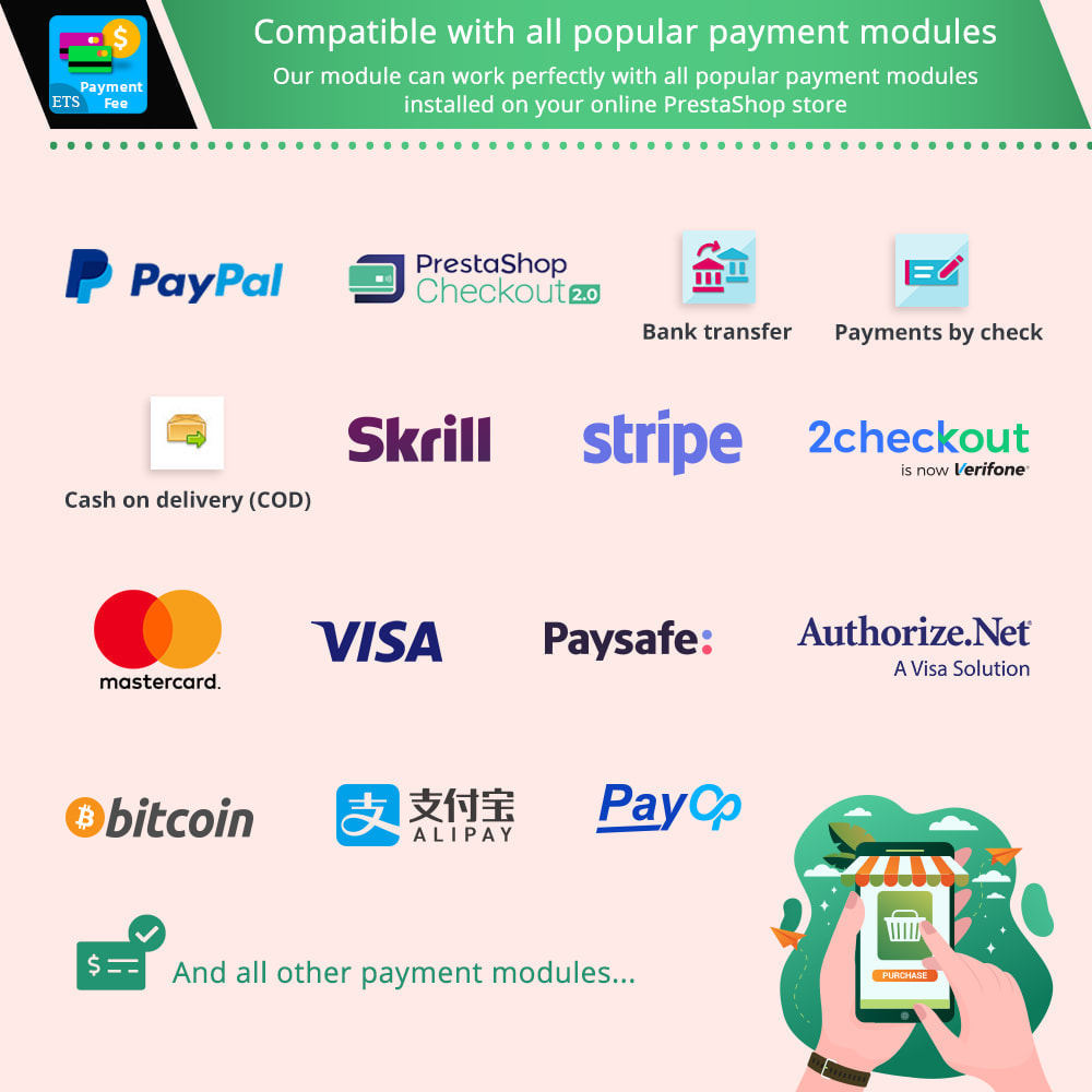 module - Other Payment Methods - Payment With Fee & Custom Payment Methods - 2