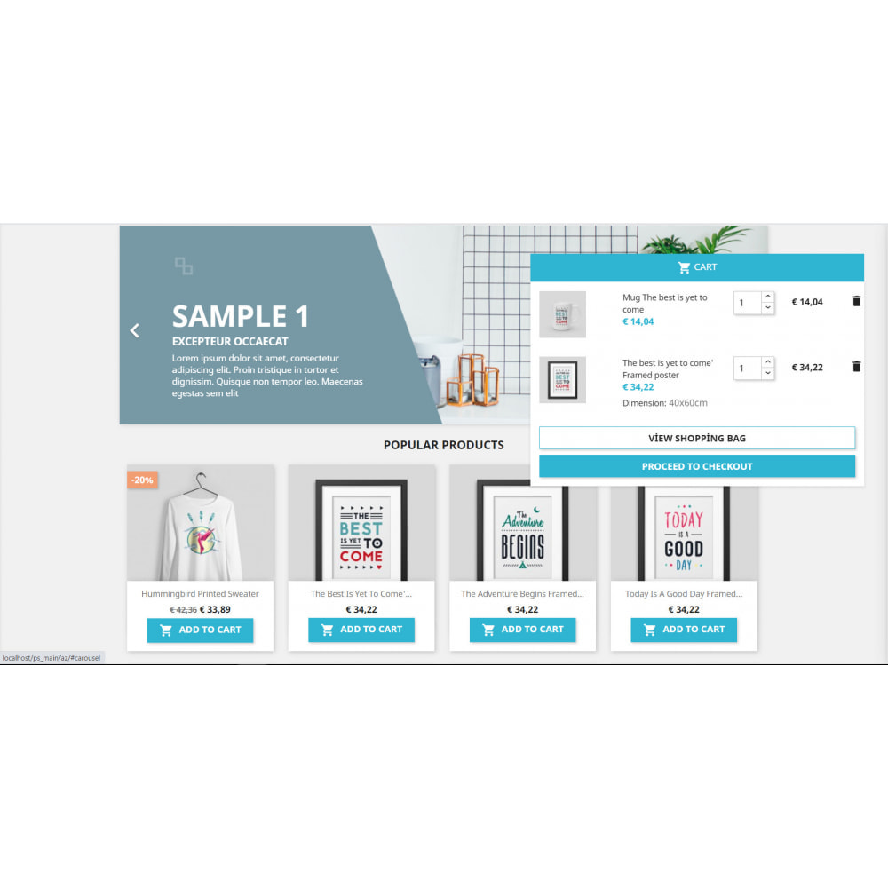 module - Bestelproces - Quick Order & Easy Add To Cart Pro 5 in 1 - 5