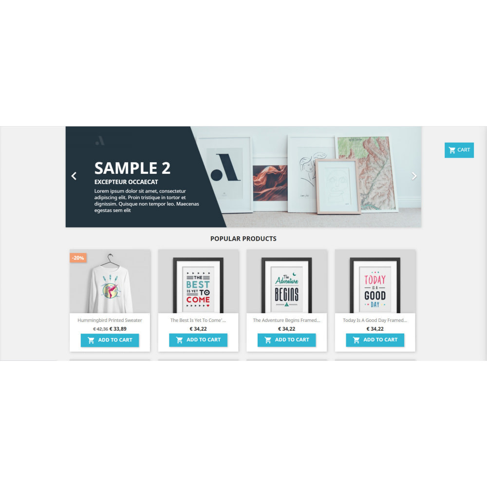 module - Bestelproces - Quick Order & Easy Add To Cart Pro 5 in 1 - 4