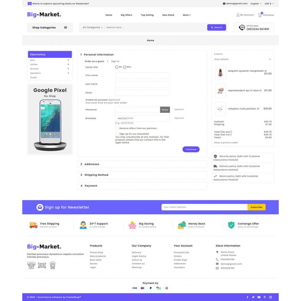 theme - Electronics & Computers - Big Market - Multi-purpose Mega Store - 16
