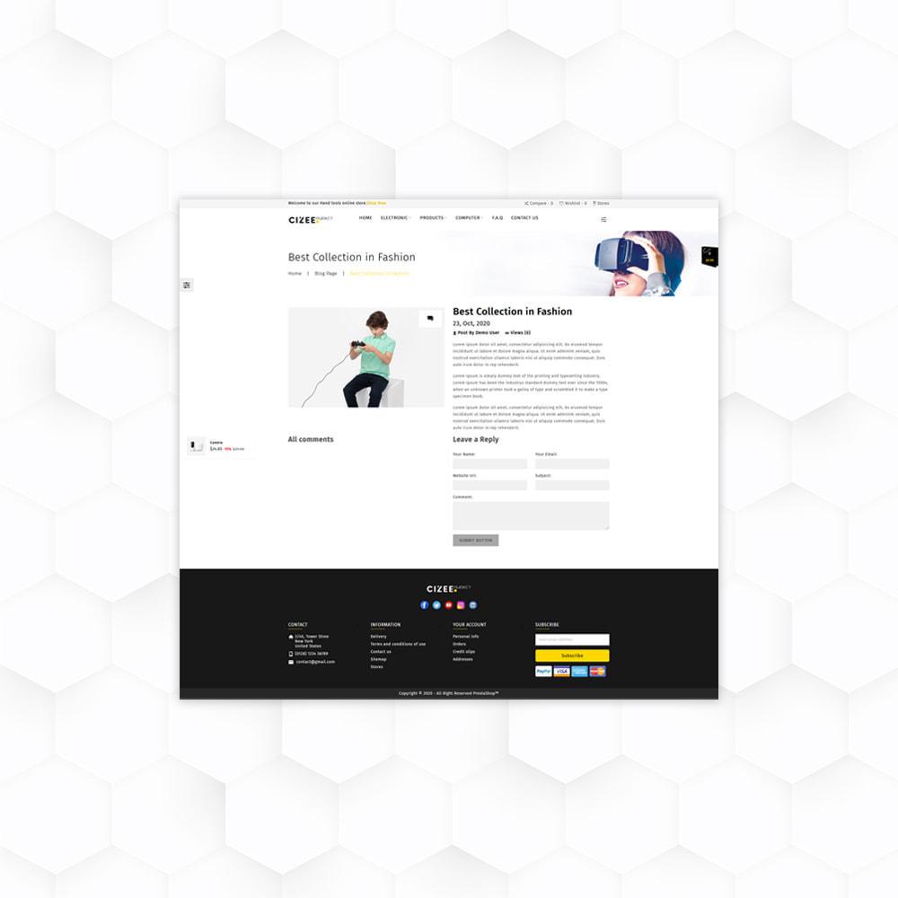 theme - Electronique & High Tech - Clzee Market Store - 6