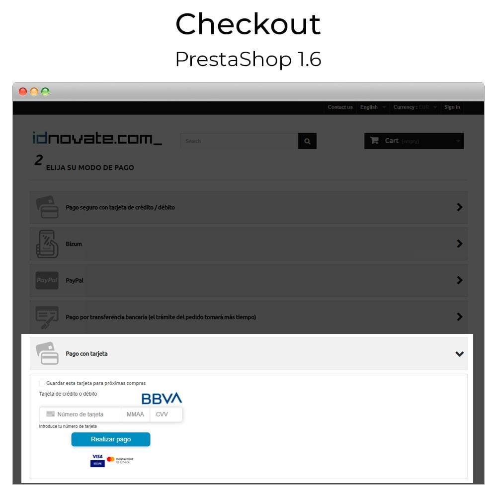 module - Pago con Tarjeta o Carteras digitales - Redsys Insite pago tarjeta y gestión de devoluciones - 10