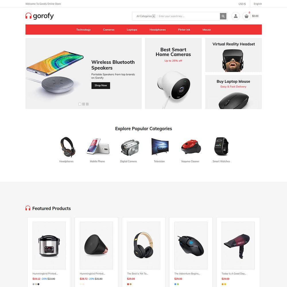 theme - Electrónica e High Tech - Electrónica móvil - Tienda de drones digitales para - 1