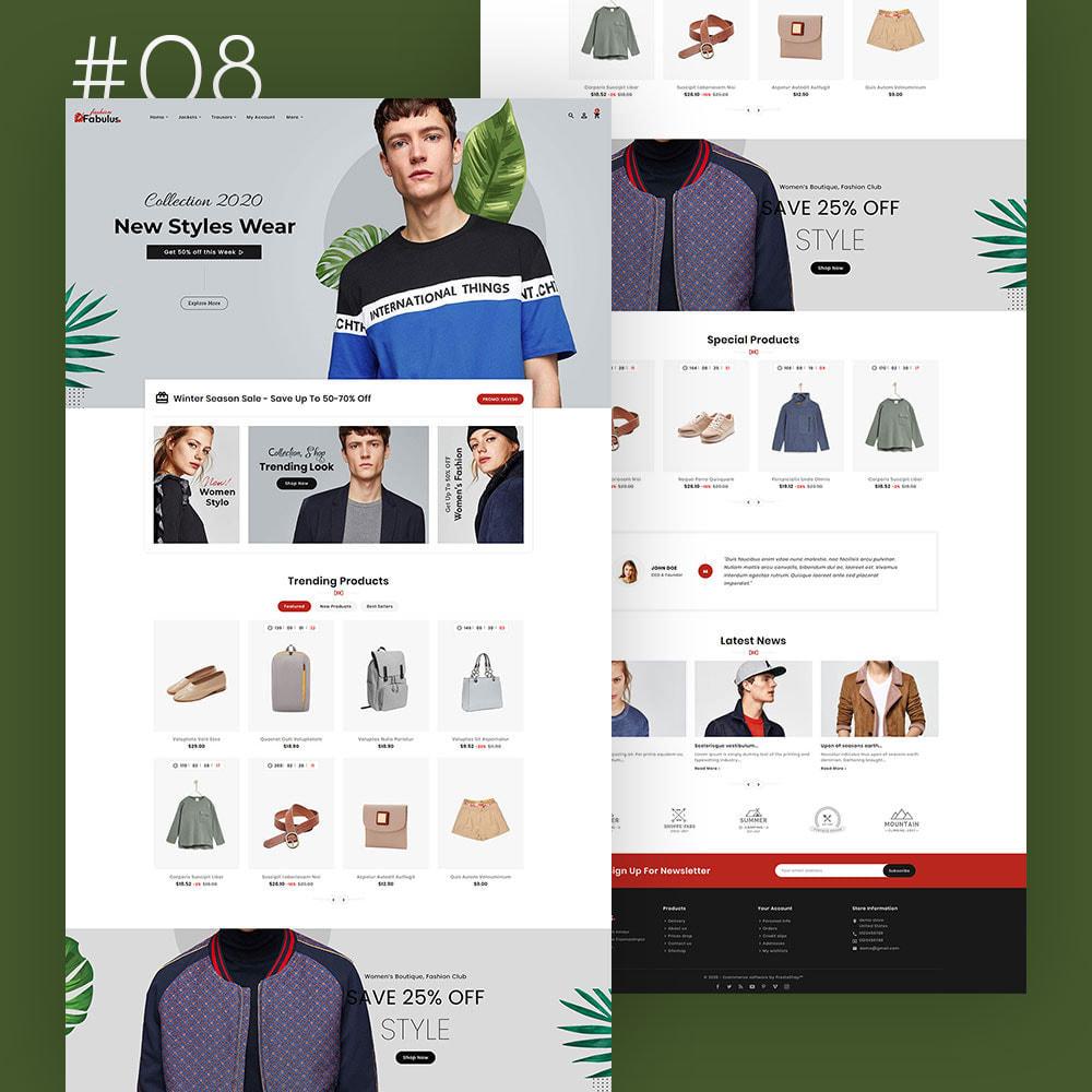 theme - Fashion & Shoes - Fabulus - Multi-purpose Online Store - 9