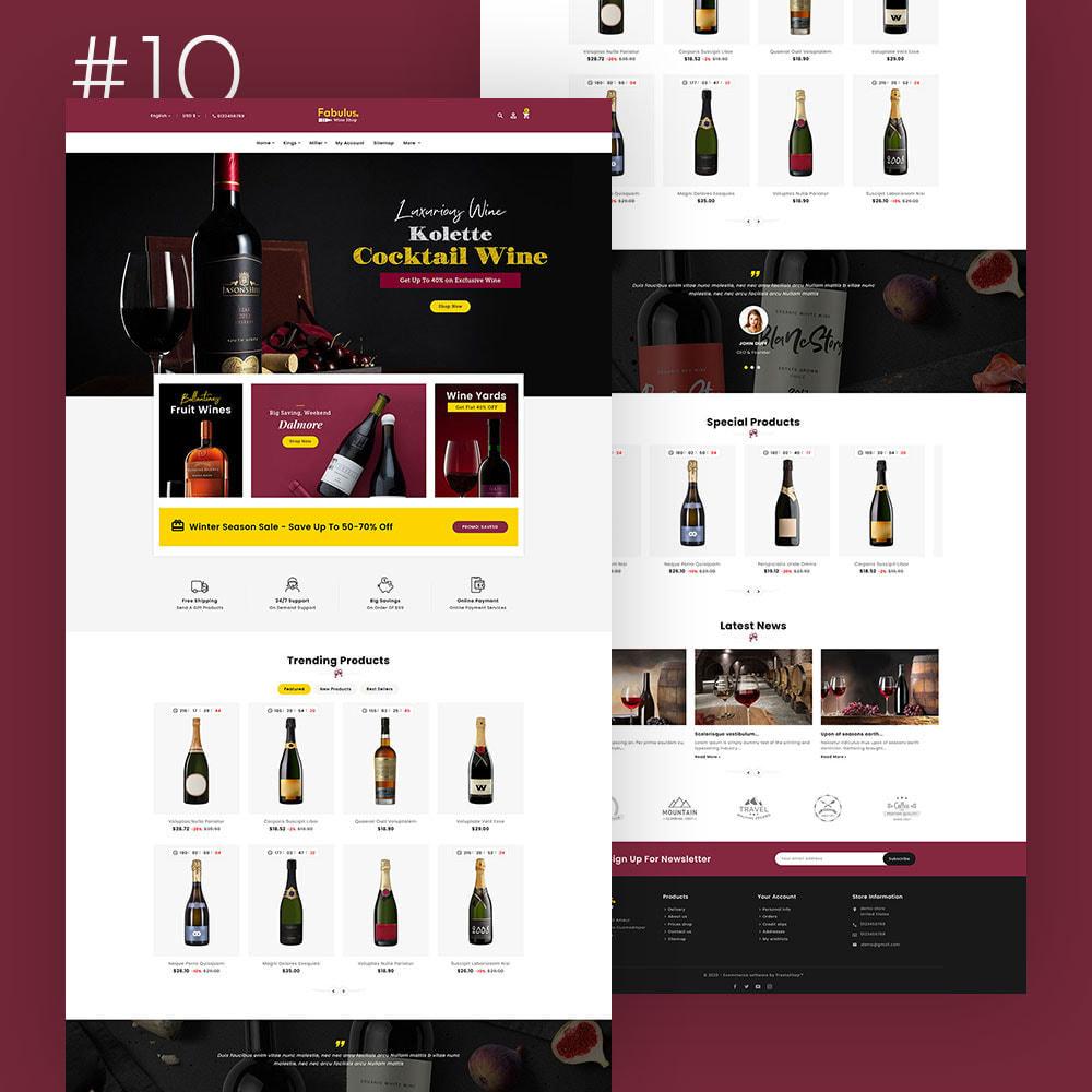theme - Fashion & Shoes - Fabulus - Multi-purpose Online Store - 11