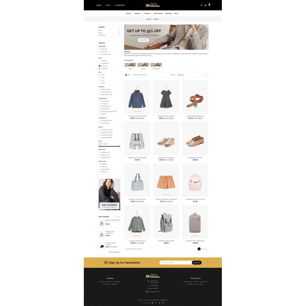 theme - Fashion & Shoes - Fabulus - Multi-purpose Online Store - 15